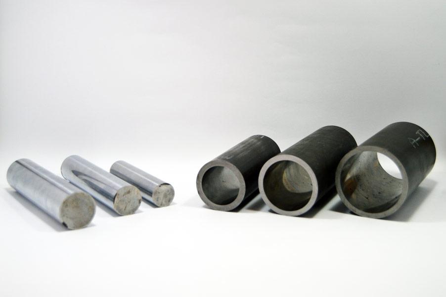 Conozca más sobre barras y tubería
