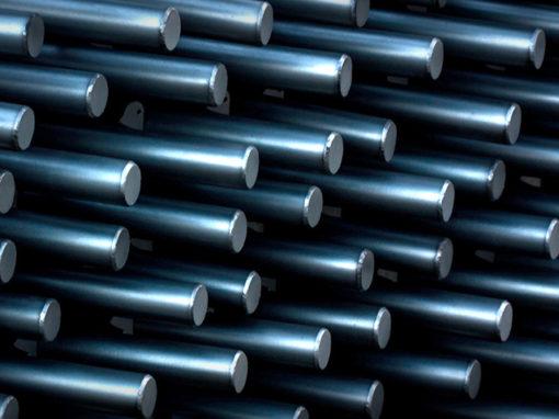 Barras Cromadas para cilindros hidráulicos