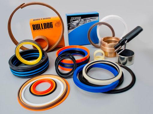 Kit de Sellos para cilindros hidráulicos y neumáticos
