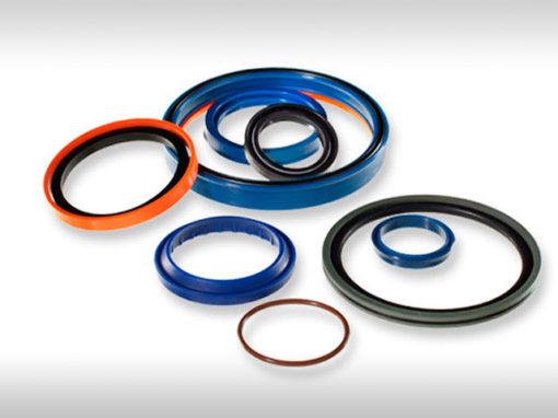 Sellos para cilindros hidráulicos y neumáticos